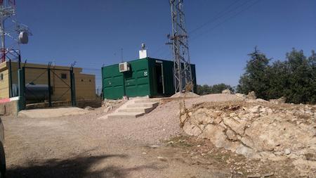 Installation of Atlas Mohammed V Station